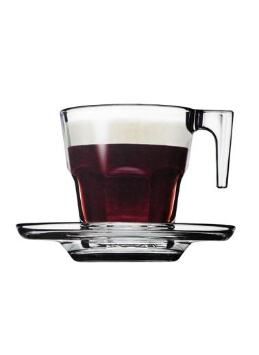 Paşabahçe 6'Lı Casablanca Espresso Fincan Takımı Renkli
